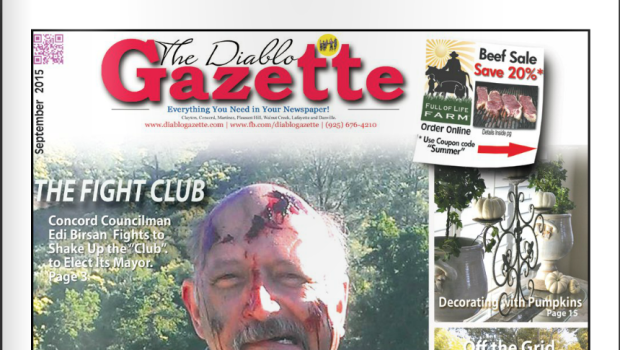 DIABLO GAZETTE September 2015 Isse