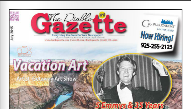 Diablo Gazette July 2015 Issue
