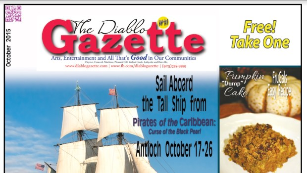 OCT 2015 ISSUE DIABLO GAZETTE