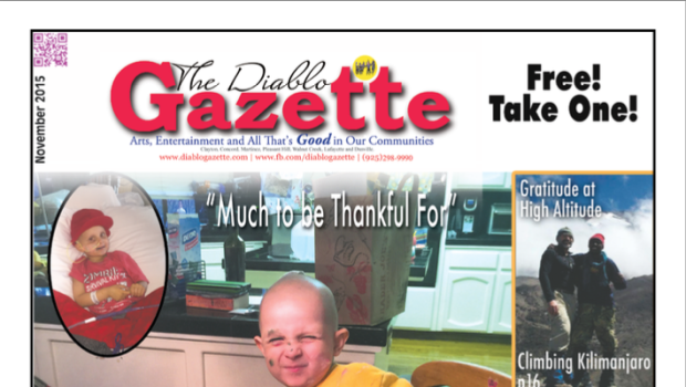 Diablo Gazette November 2015 Issue