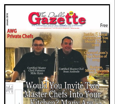 Diablo Gazette January 2016