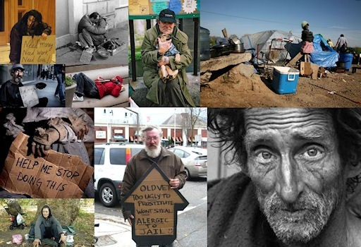 Reaching Out to the Homeless