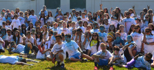 Color Run Participants