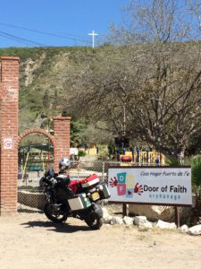 Journey to the door of faith orphanage la mision baja for Door of faith orphanage