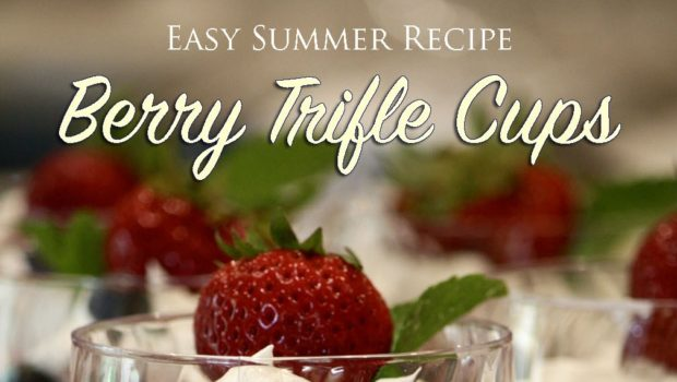 Two Quick and Easy Summer Recipes