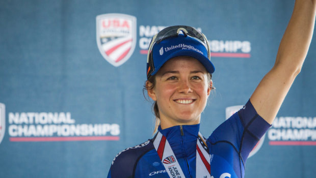 Ruth Winder, Local Cyclist Continues Success on World Stage