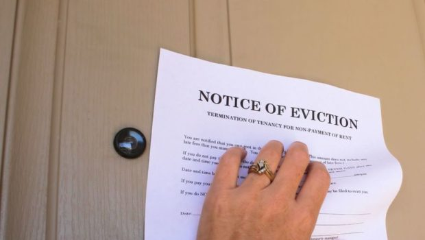 Evicted Tenants Seek Council Help