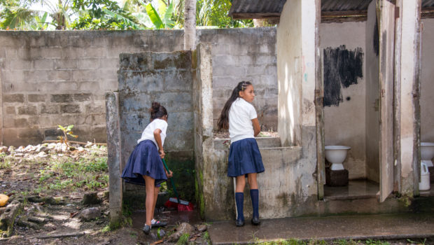 WASH Project  Concord Rotary Tackles Honduras School Sanitation