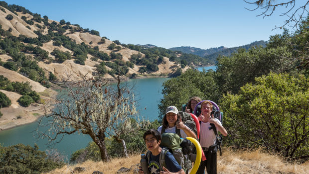 Tales from the Trail:  Shoulder  Season Camping at Lake Sonoma