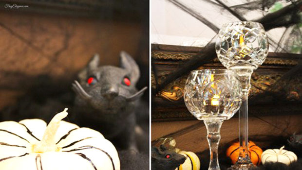 Easy Halloween Home Decor Ideas