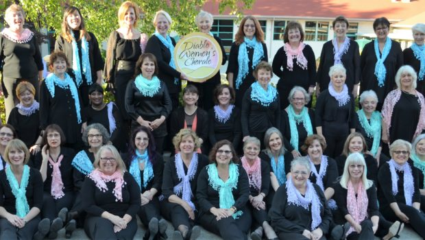 "Diablo Women's Chorale Presents ""Winter Peace"" Concert"