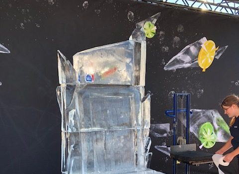 Ice Sculptures Are Just Plain Cool