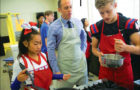 "Clayton Valley Students Launch ""Discovery Kitchen"""