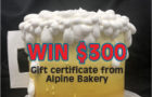 Win $300 or a Year of Beer!