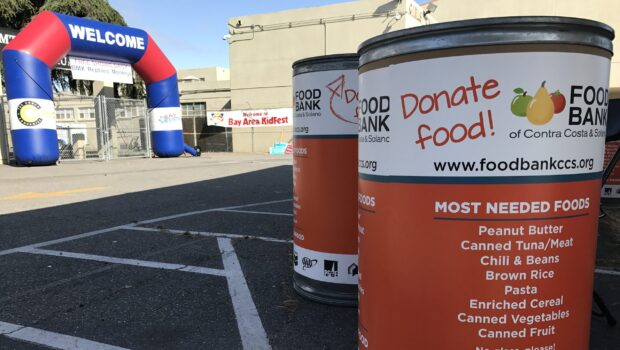 Drive-Through Food Collection scheduled this Saturday, May 23 at site of postponed Bay Area KidFest