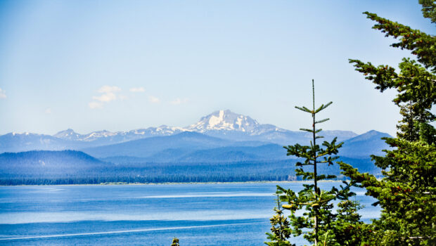 Almanor:A Jewel of a Lake