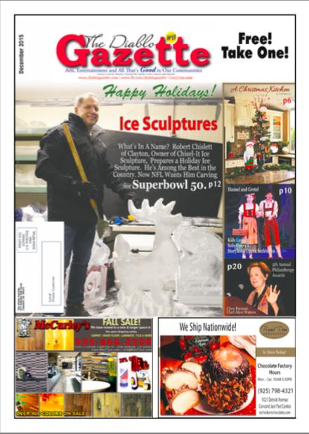 DECEMBER 2015 Diablo Gazette