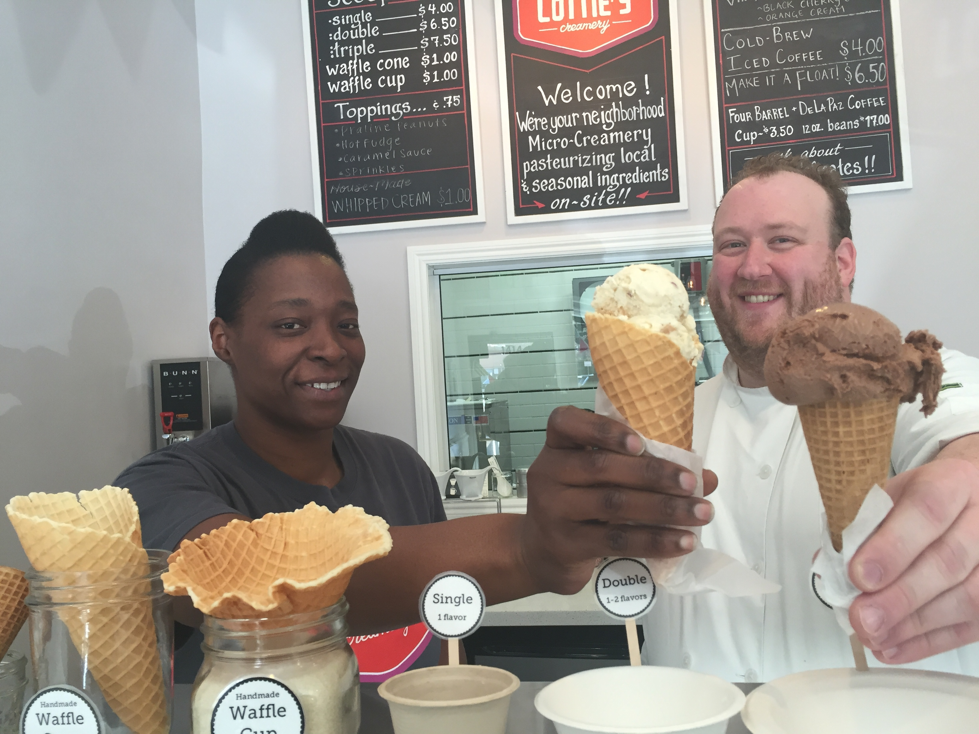 Ice Cream or Bust – The Scoop on Local Parlors