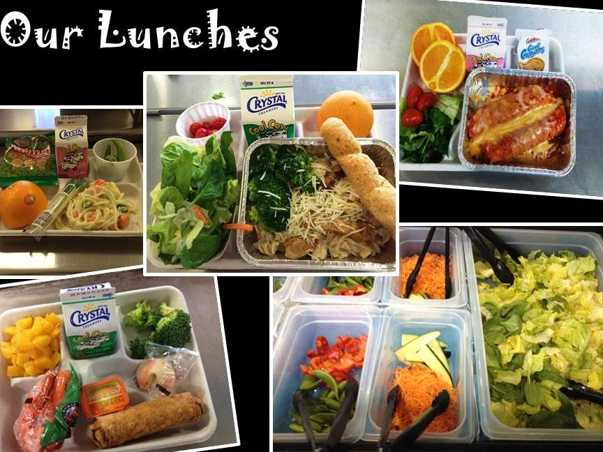 District Schools Push Toward Health and, Well…Taste with Unique Lunch Programs