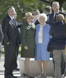 Former First Lady Barbara Bush – A First Class Lady