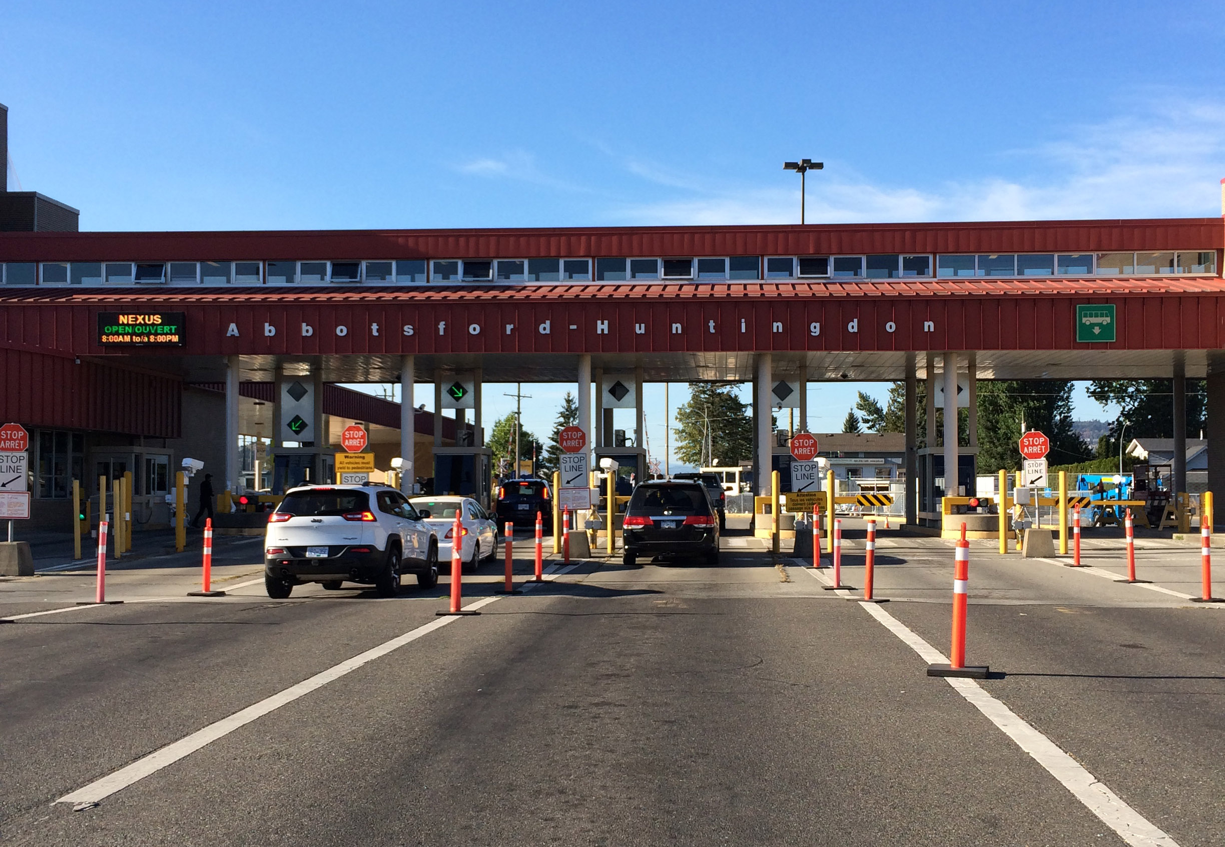 The Presidential Election, a Border Crossing, and Why You're Not Moving to Canada