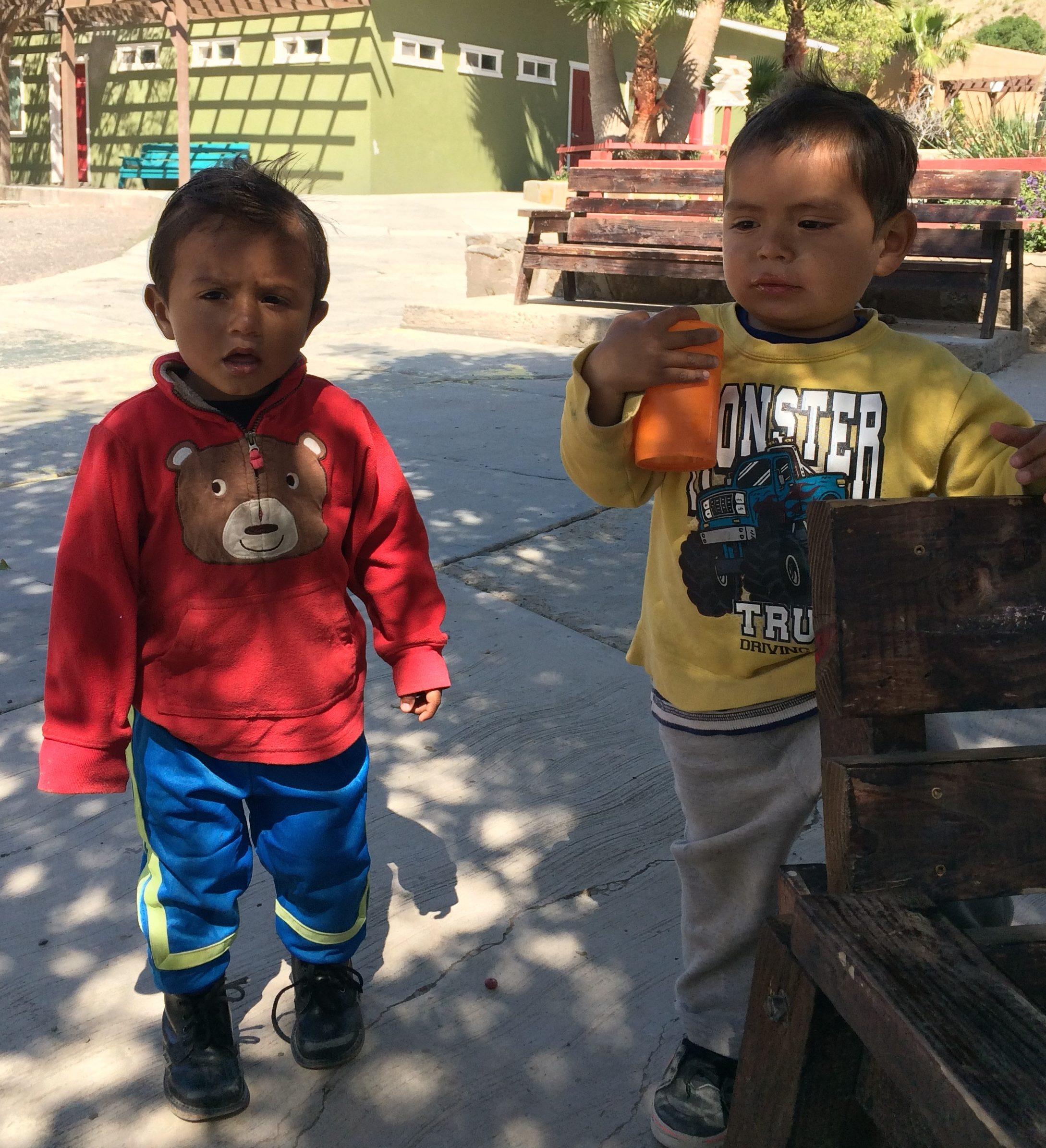 Journey to the Door of Faith Orphanage, La Mision, Baja, Mexico