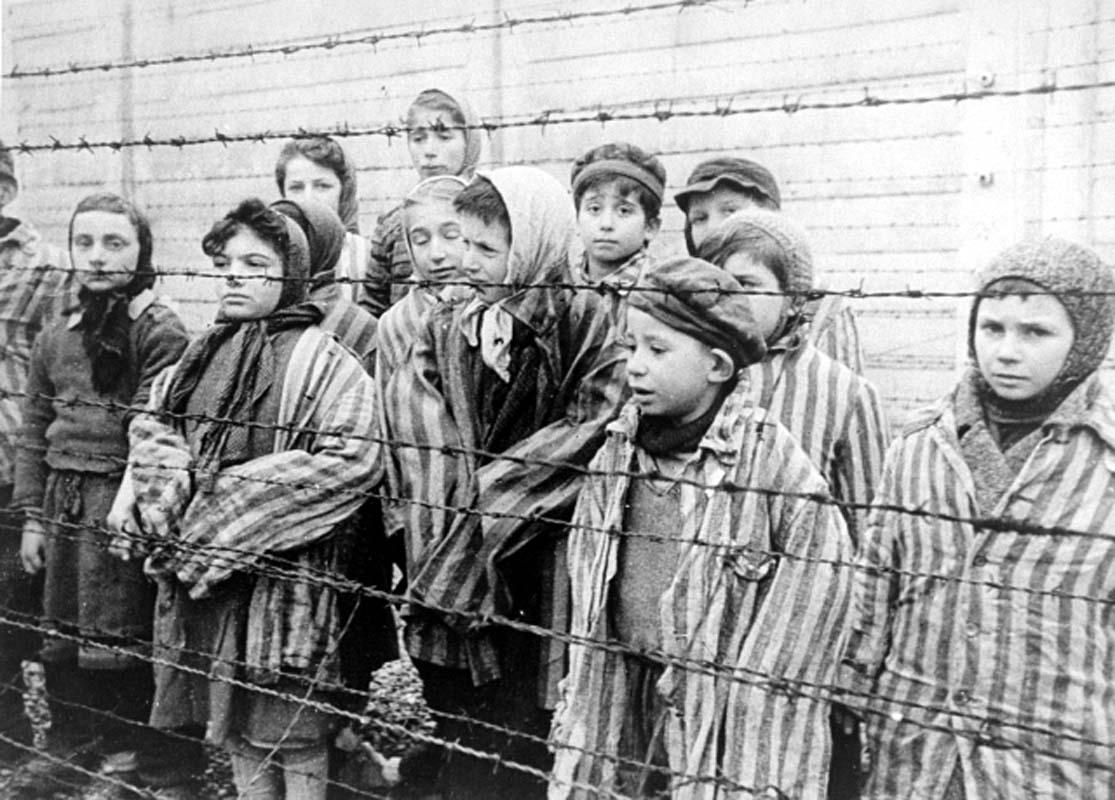From Auschwitz to America