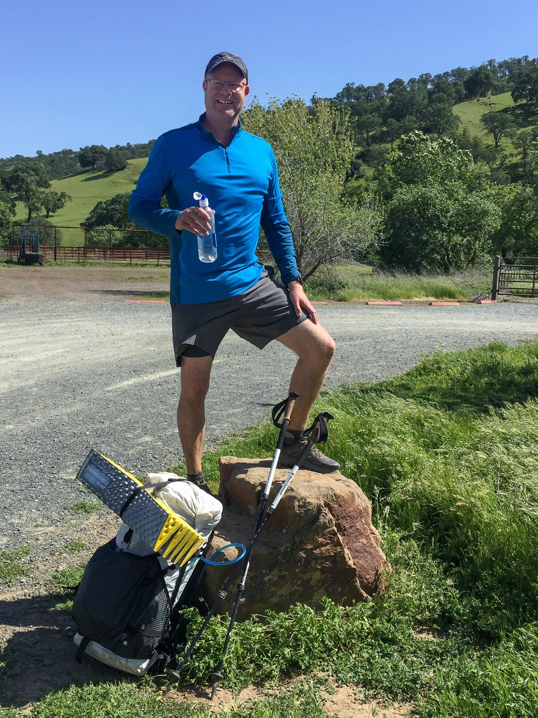 Weekend Warrior – Thru-Hiking the Mount Diablo Range