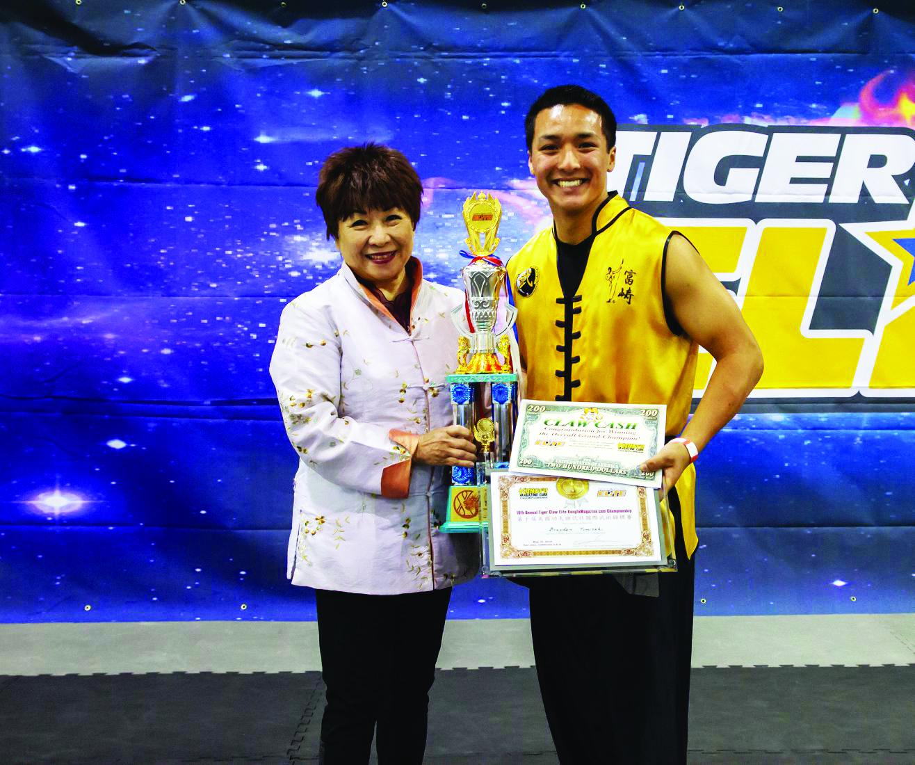 Local Teen Wins Overall Grand Champion!