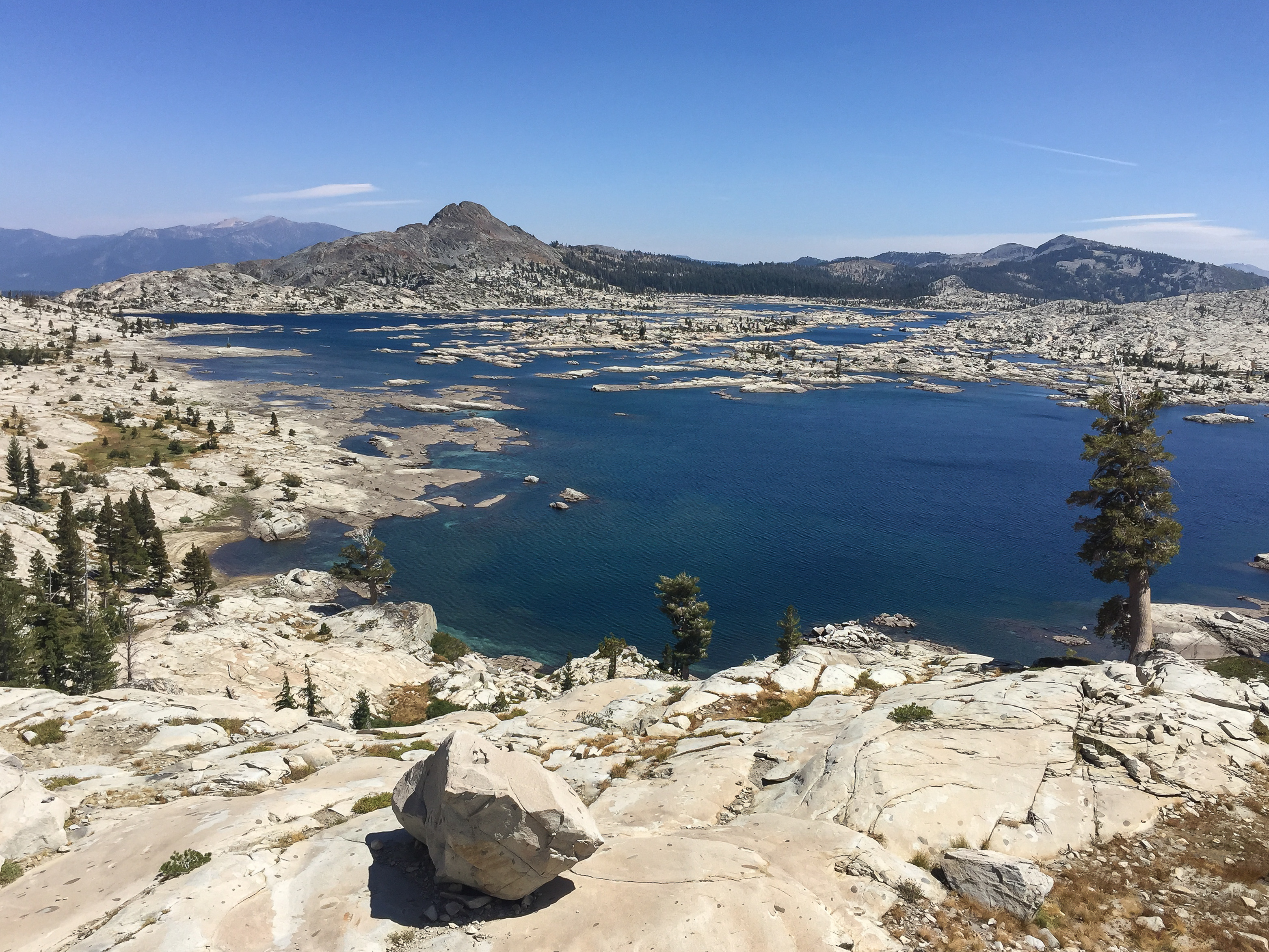 Tales from the Trail:  A Solo Birthday Wilderness Adventure