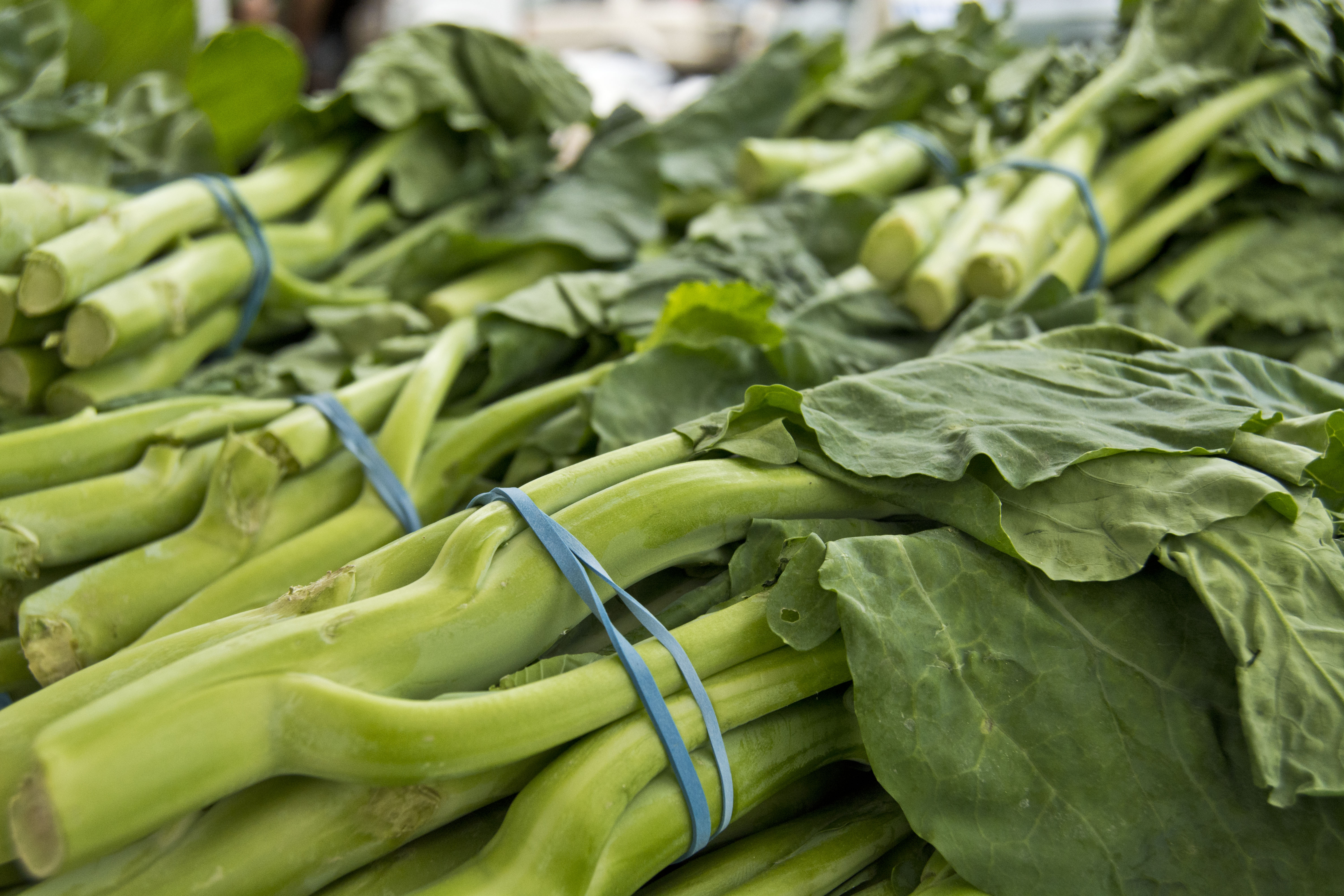 Change Things Up With Chinese Broccoli