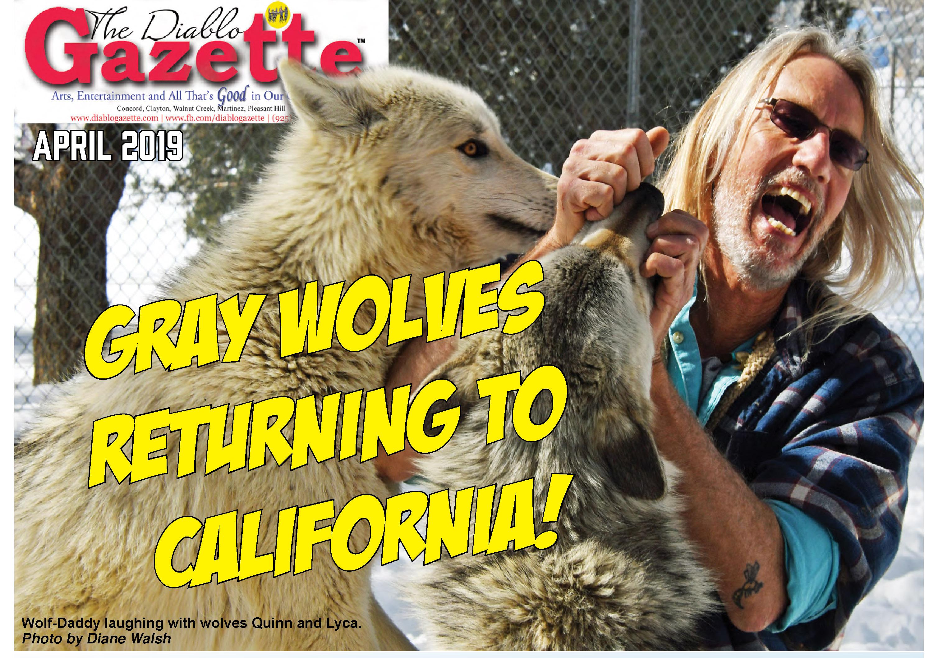 Diablo Gazette April 2019