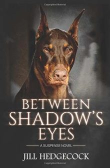 """bookends: """"Between Shadow's Eyes"""" by Jill Hedgecock"""