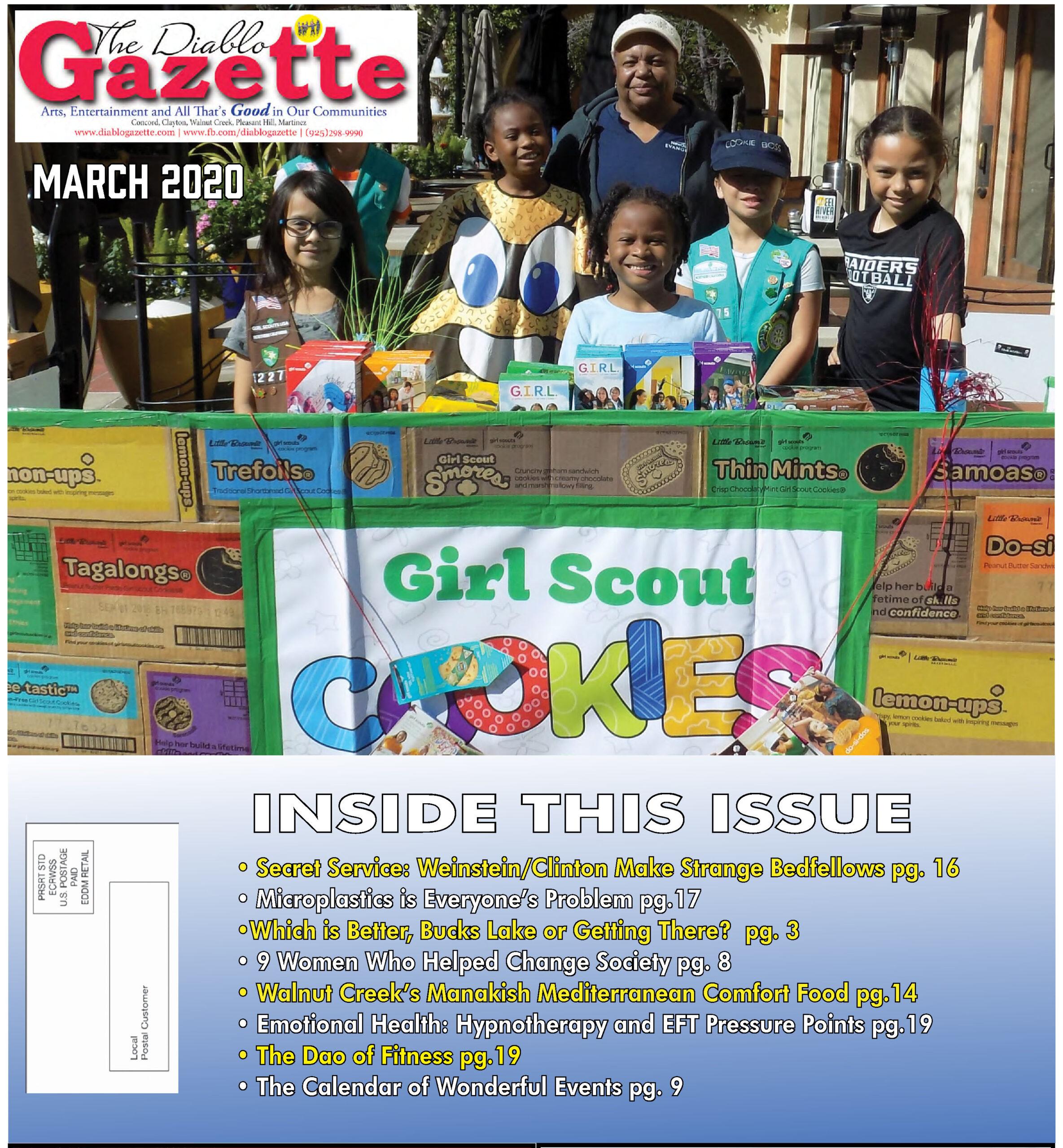 Diablo Gazette March 2020