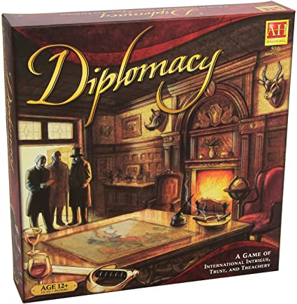 Diplomacy, ruining friendships for years