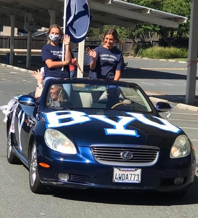 CVCHS honors students with commitment parade