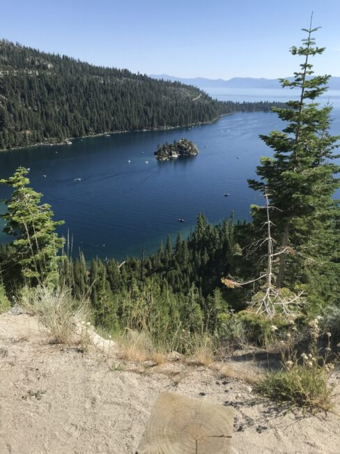Unmasking South Lake Tahoe