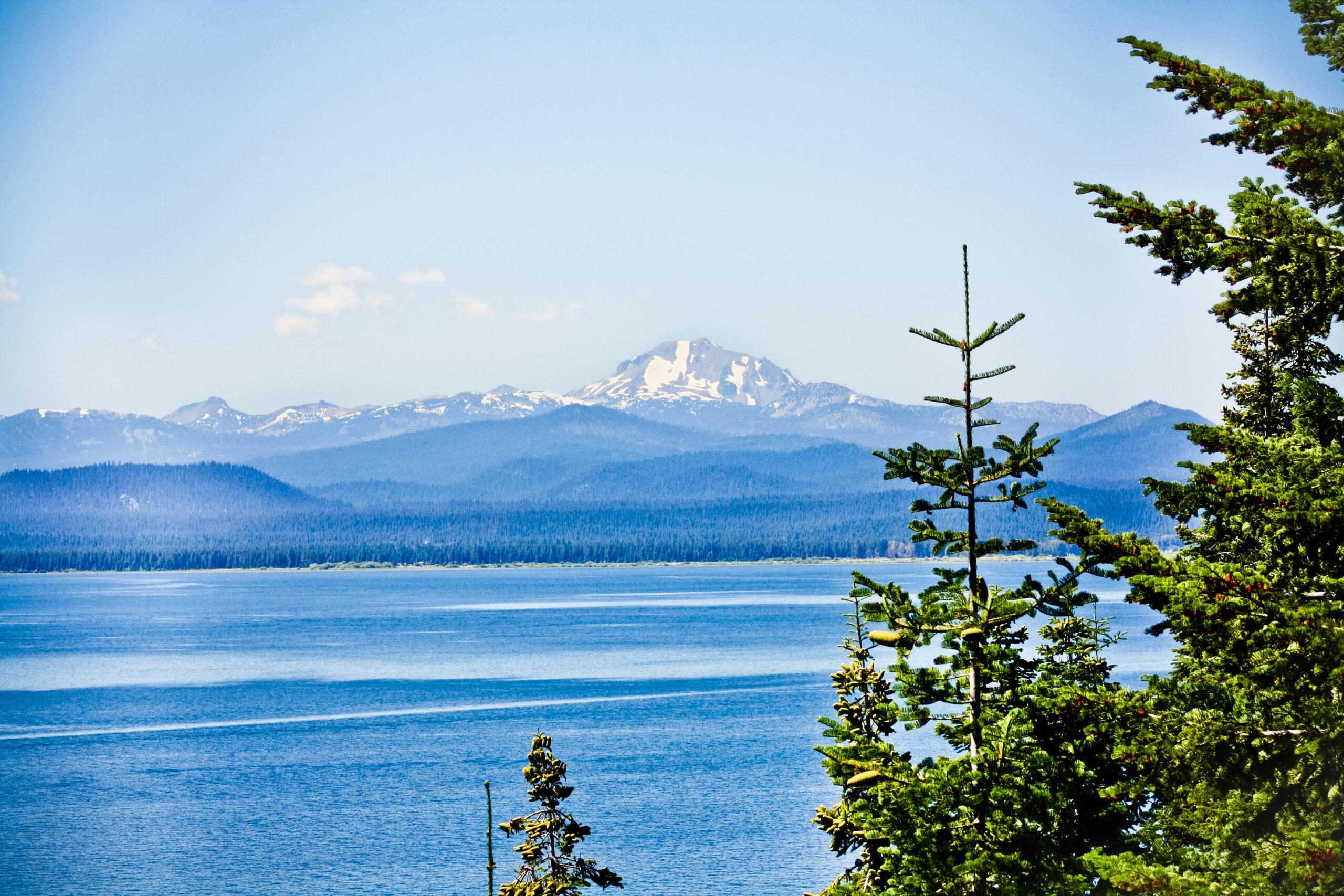 Almanor:A Jewel of a Lake