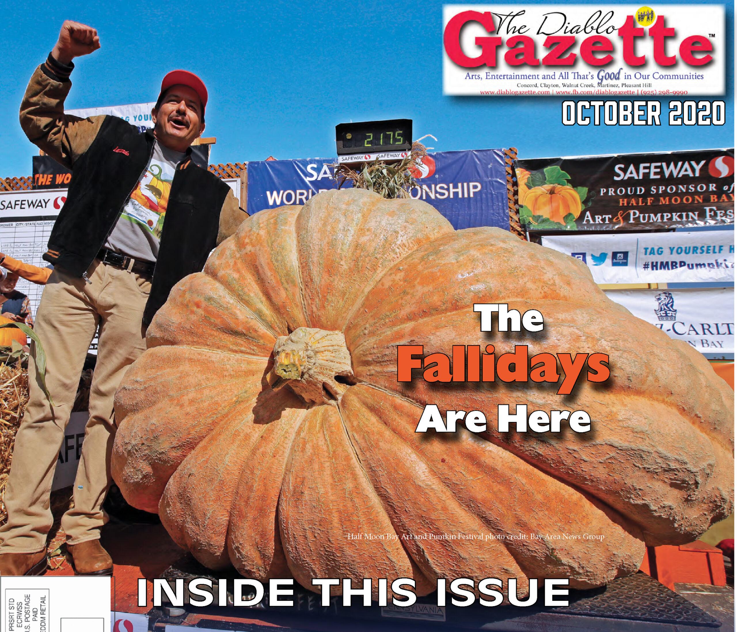 Diablo Gazette October 2020