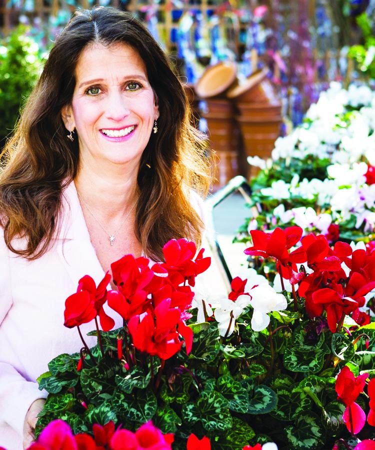 10,000 Blossoms for Barbara